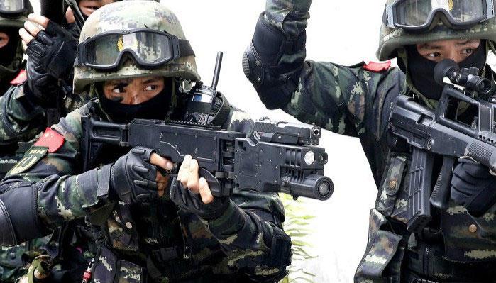 北京警方全面提升防控等级 做好反恐处突准备