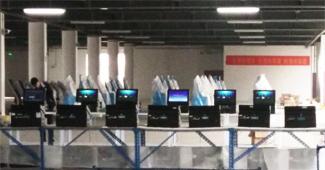 微巴科技访客机产品存储线