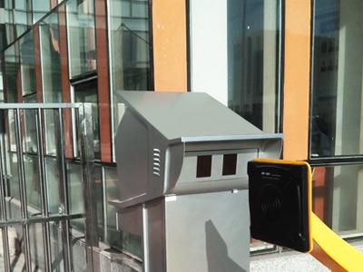 楼宇访客管理系统解决方案