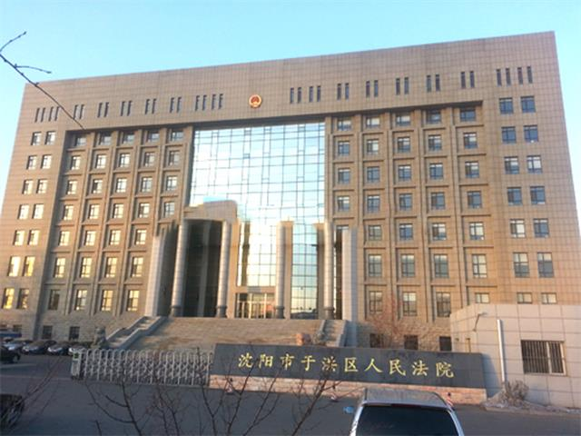 沈阳市于洪区人民法院上线钱林访客机